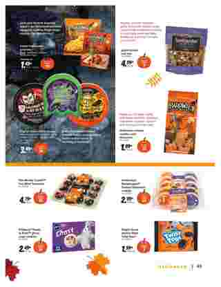 Lidl - deals are valid from 09/09/20 to 10/28/20 - page 49.