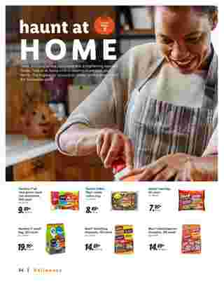 Lidl - deals are valid from 09/09/20 to 10/28/20 - page 54.
