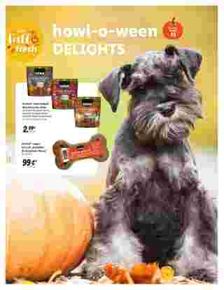 Lidl - deals are valid from 09/09/20 to 10/28/20 - page 56.
