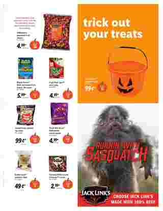 Lidl - deals are valid from 09/09/20 to 10/28/20 - page 57.
