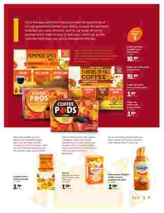 Lidl - deals are valid from 09/09/20 to 10/28/20 - page 7.