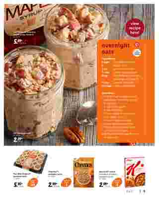 Lidl - deals are valid from 09/09/20 to 10/28/20 - page 9.