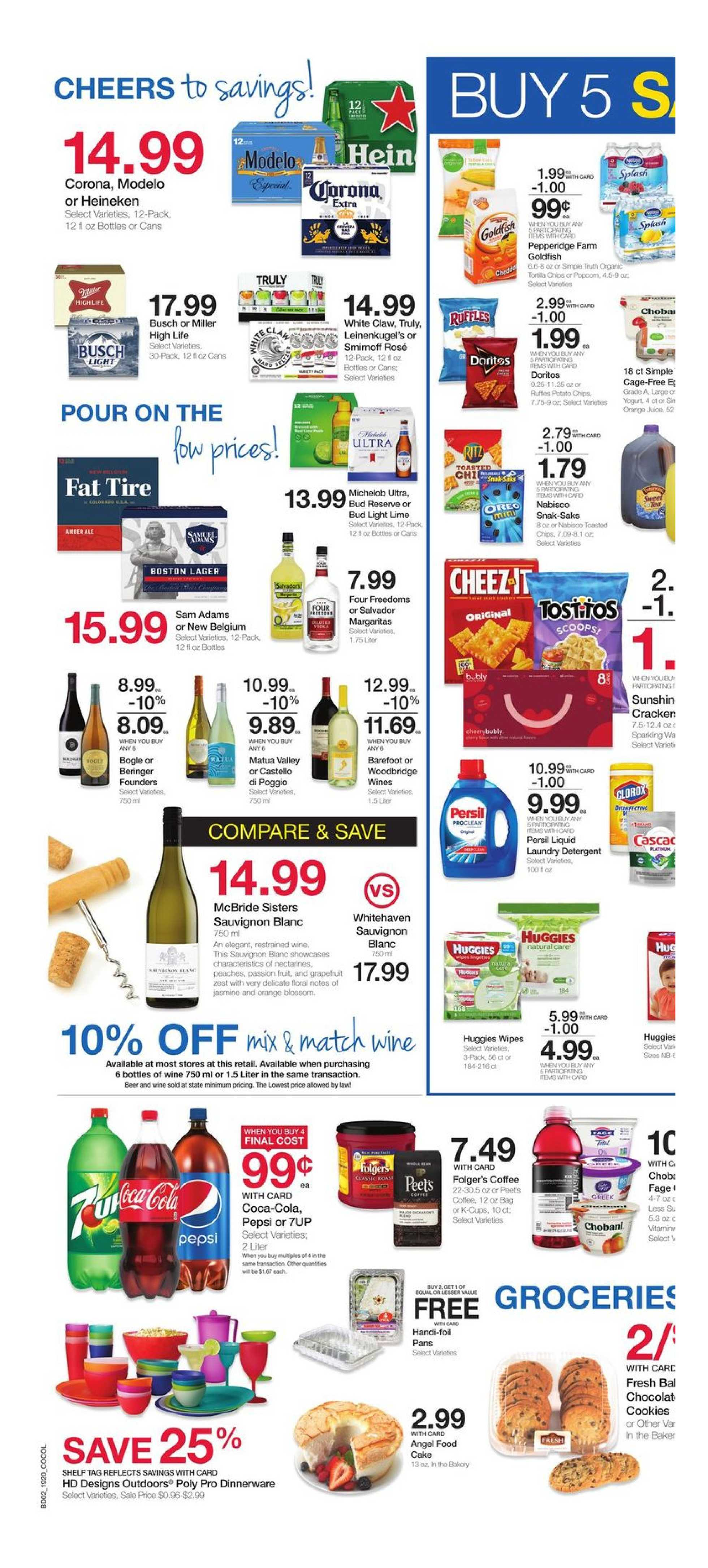 Kroger - deals are valid from 06/19/19 to 06/25/19 - page 2.