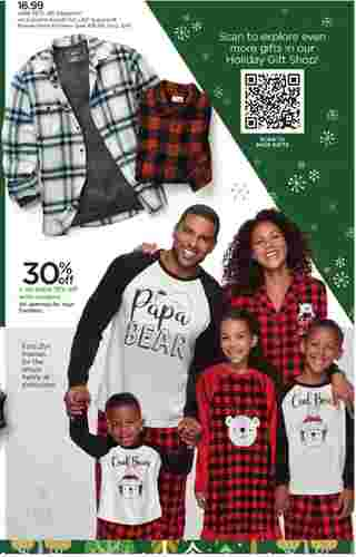 Kohl's - deals are valid from 11/11/20 to 11/22/20 - page 18.