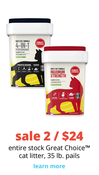 PetSmart - deals are valid from 08/03/20 to 08/30/20 - page 32.