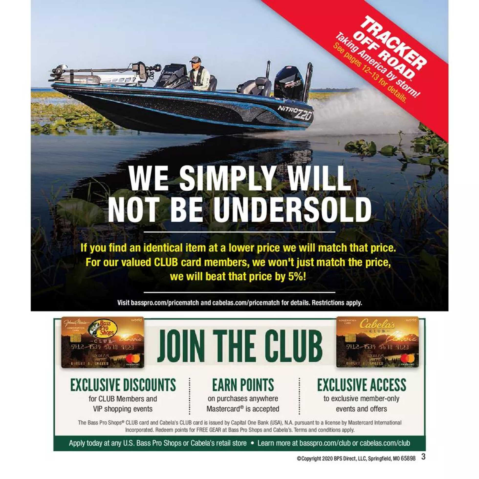 Cabela's - deals are valid from 07/01/20 to 12/26/20 - page 3.