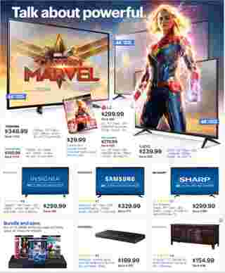 Best Buy - deals are valid from 06/09/19 to 06/15/19 - page 24.
