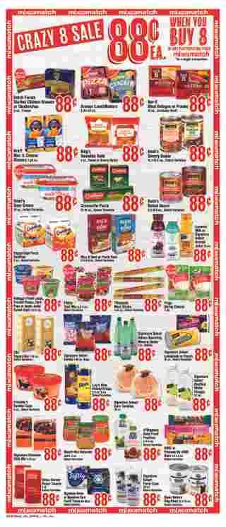 Jewel Osco - deals are valid from 09/18/19 to 09/24/19 - page 5.