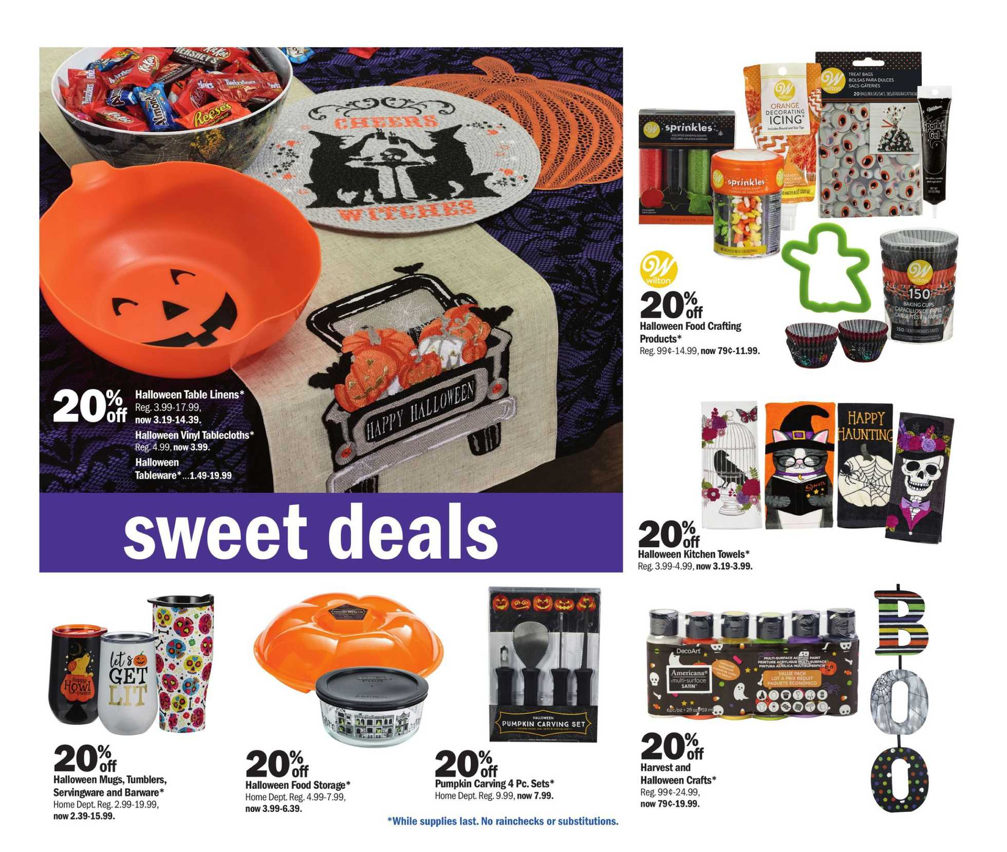 Meijer - deals are valid from 10/13/19 to 10/19/19 - page 3.