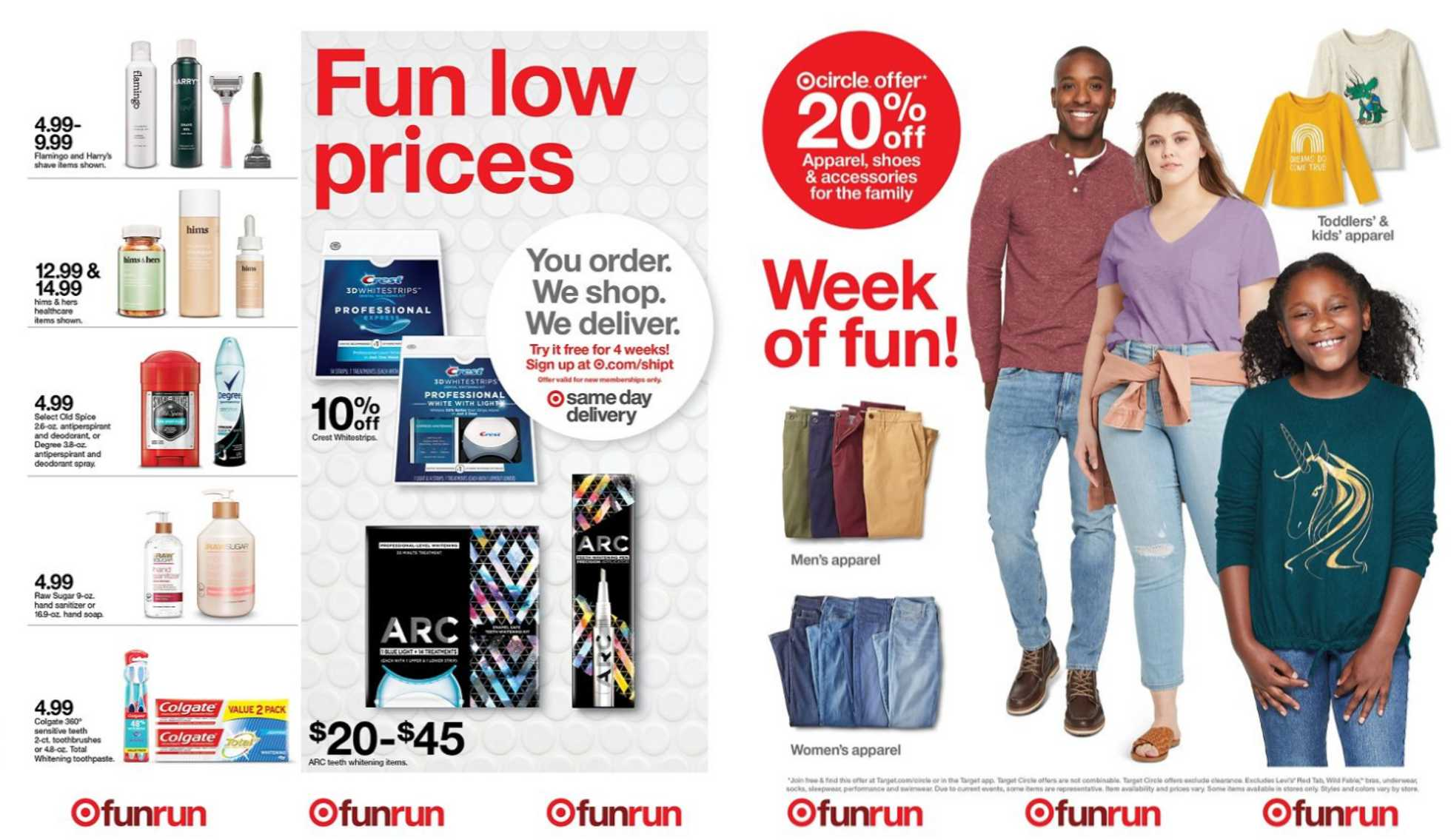 Target - deals are valid from 09/20/20 to 09/26/20 - page 2.