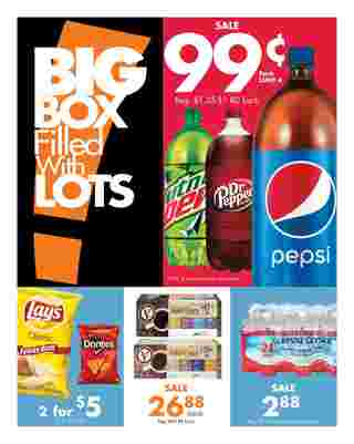 Big Lots - deals are valid from 03/23/19 to 03/30/19 - page 22.