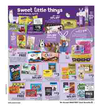 CVS - deals are valid from 03/22/20 to 03/28/20 - page 5.