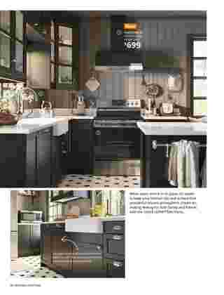 Ikea - deals are valid from 12/01/20 to 08/31/21 - page 46.