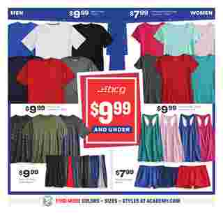 Academy Sports + Outdoors - deals are valid from 08/10/20 to 08/16/20 - page 8.