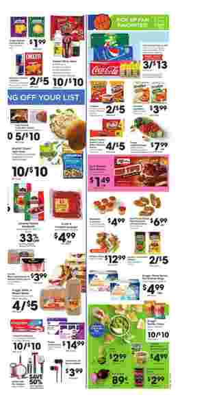 Kroger - deals are valid from 03/18/20 to 03/24/20 - page 5.