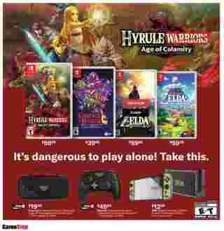 GameStop - deals are valid from 10/21/20 to 01/01/21 - page 5.