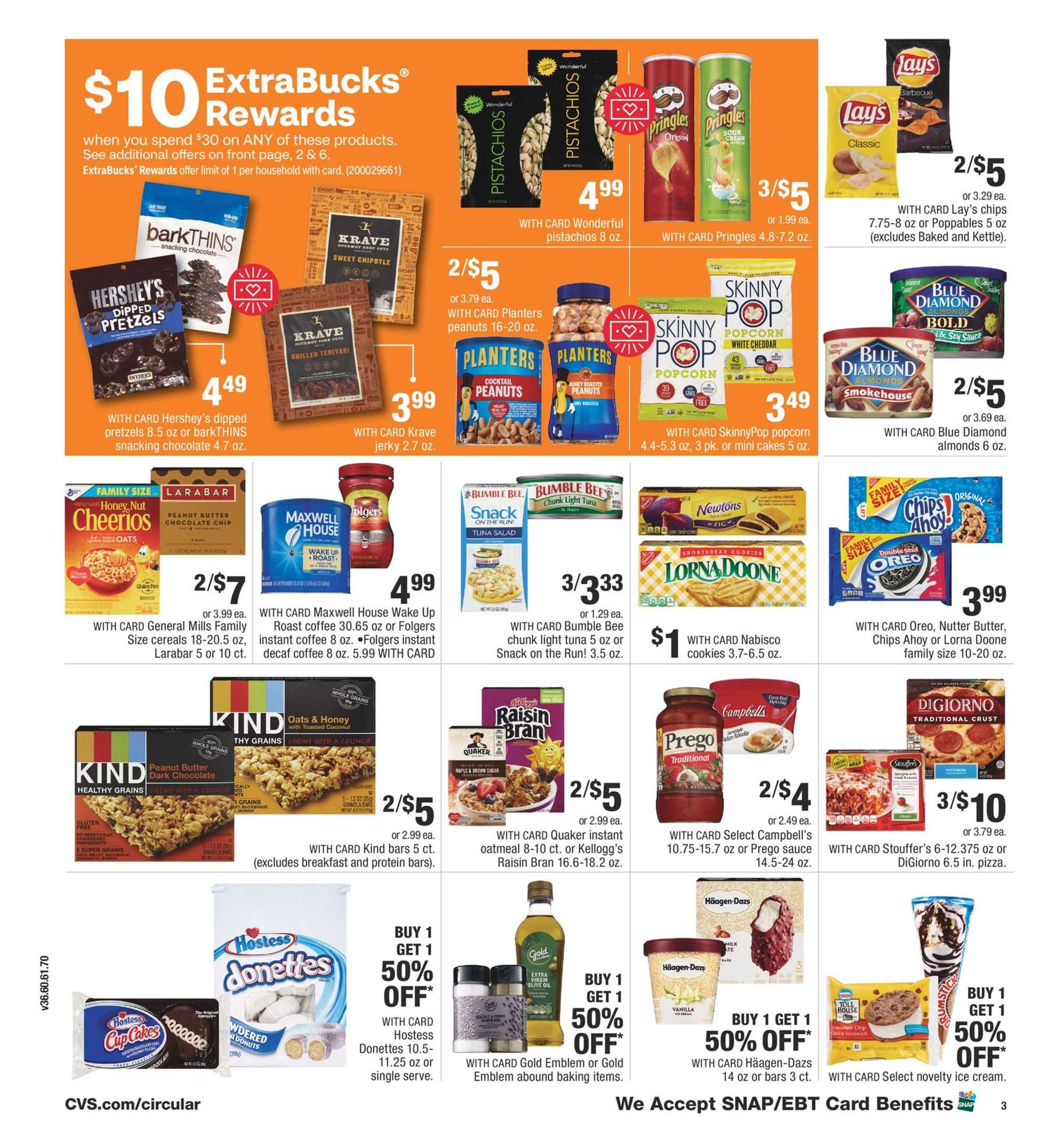 CVS - deals are valid from 07/12/20 to 07/18/20 - page 4.