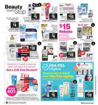 CVS - deals are valid from 11/15/20 to 11/21/20 - page 9.