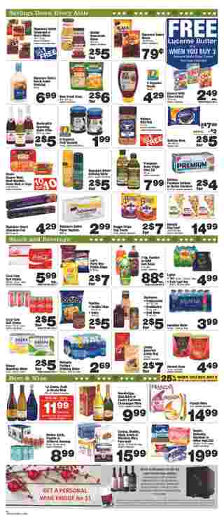 Albertsons - deals are valid from 12/03/19 to 01/06/20 - page 8.