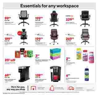 Staples - deals are valid from 10/25/20 to 10/31/20 - page 9.