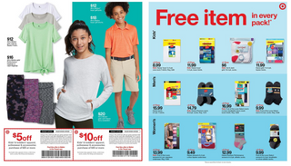Target - deals are valid from 08/09/20 to 08/15/20 - page 14.