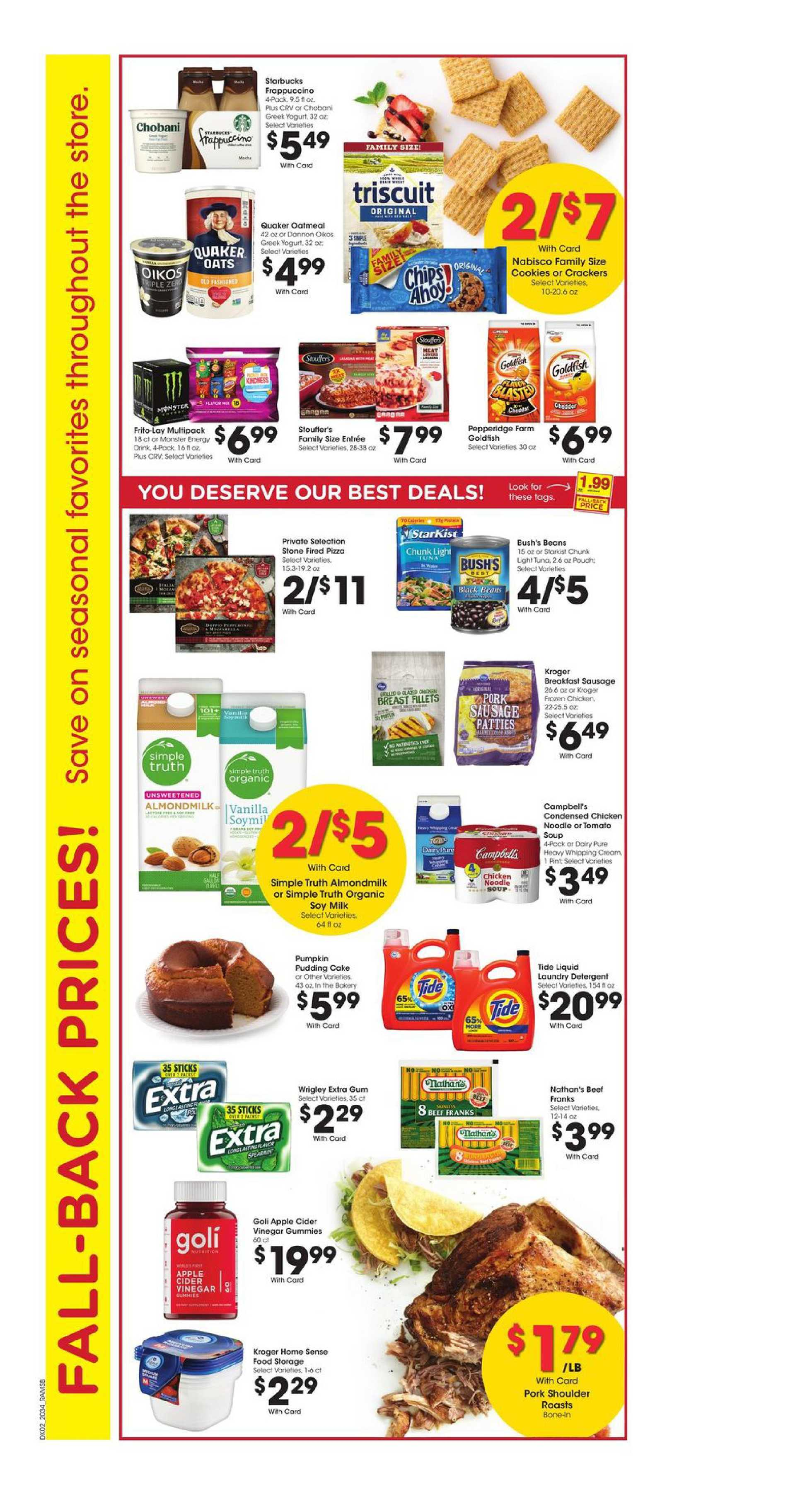 Ralphs - deals are valid from 09/23/20 to 09/29/20 - page 3.