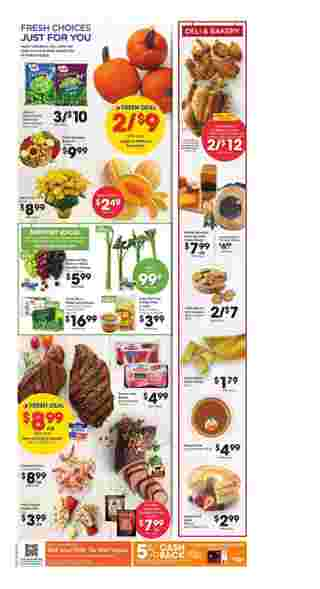 Ralphs - deals are valid from 09/23/20 to 09/29/20 - page 6.