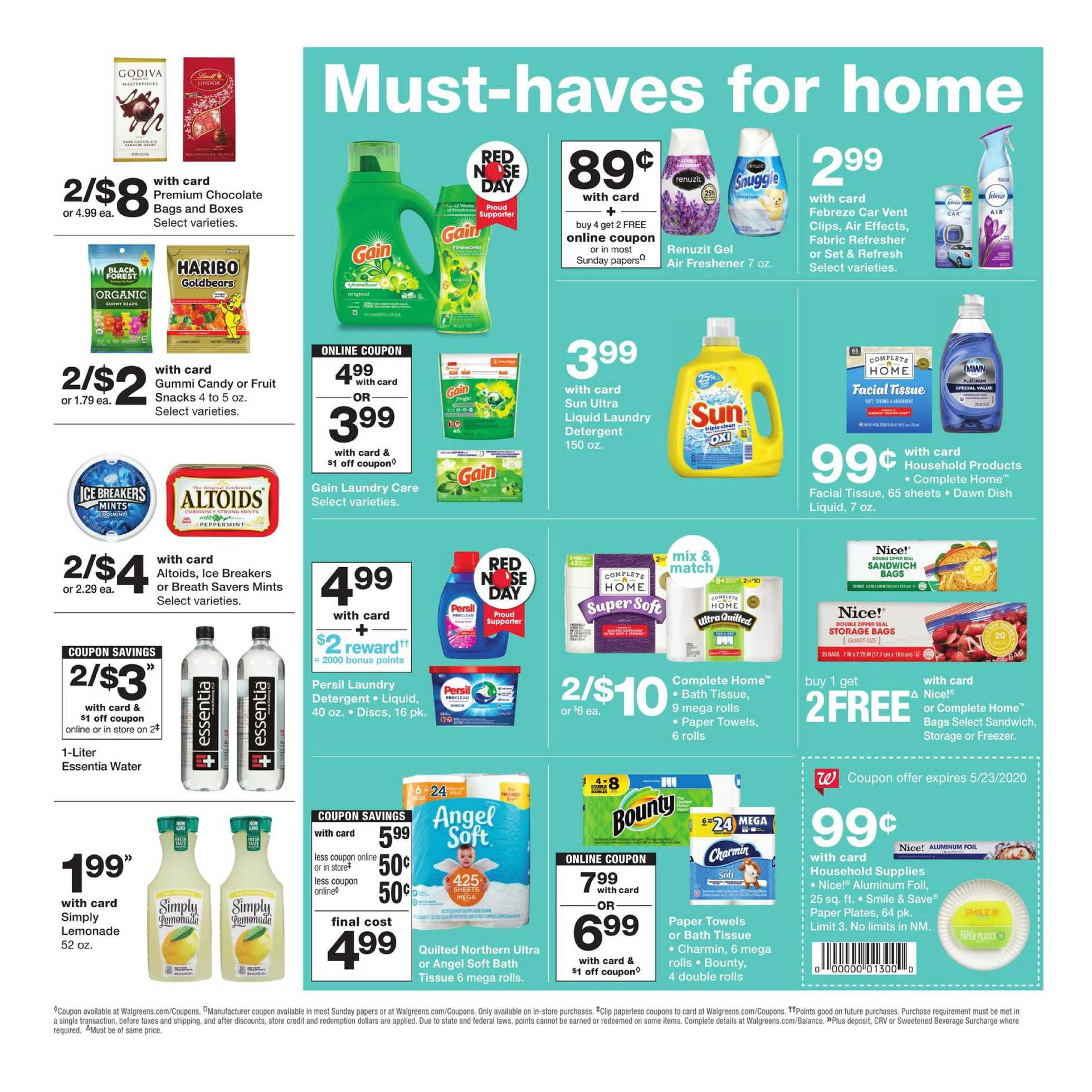 Walgreens - deals are valid from 05/17/20 to 05/23/20 - page 2.