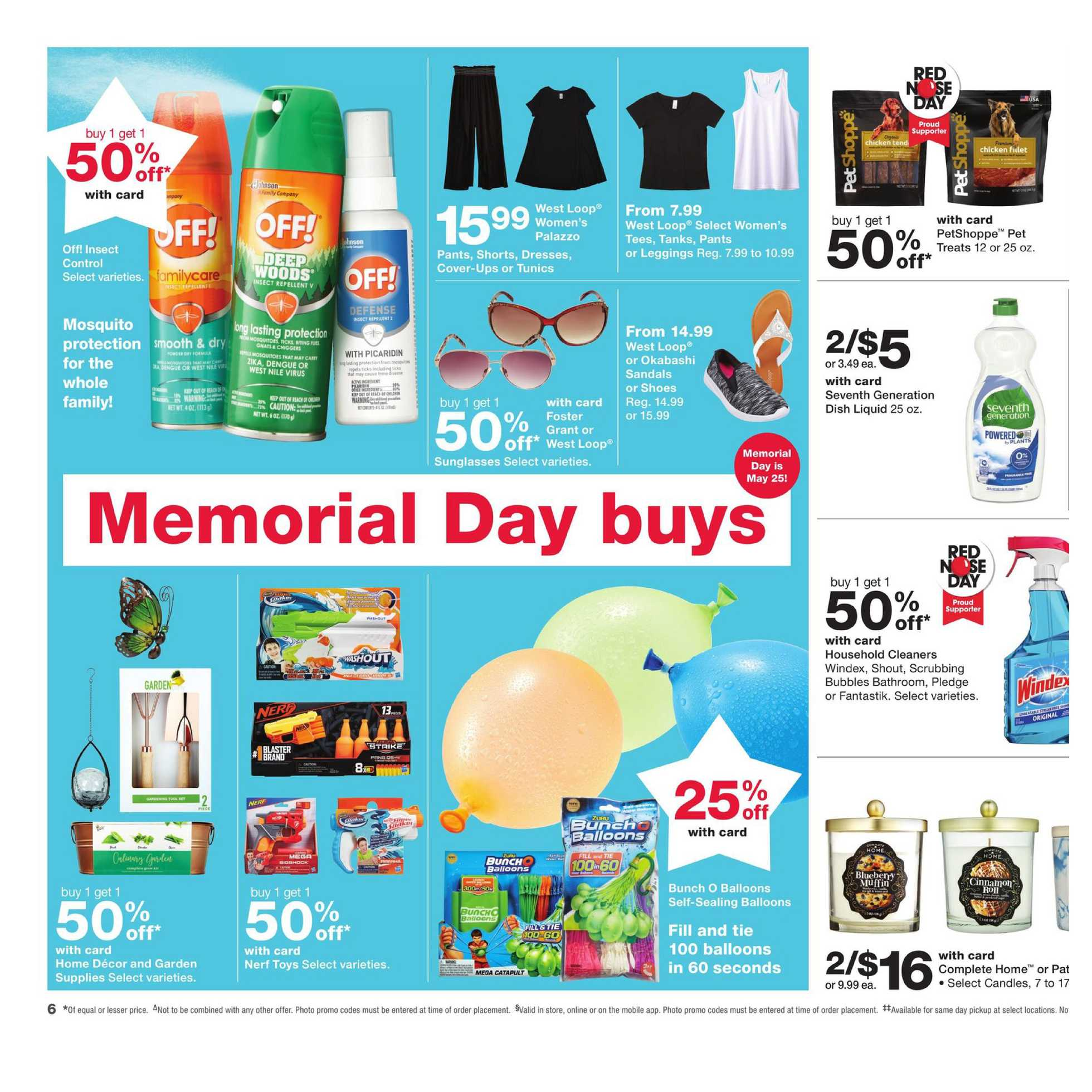 Walgreens - deals are valid from 05/17/20 to 05/23/20 - page 3.