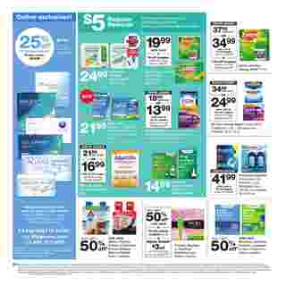 Walgreens - deals are valid from 05/17/20 to 05/23/20 - page 7.