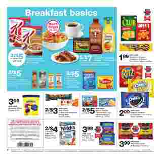 Walgreens - deals are valid from 05/17/20 to 05/23/20 - page 15.