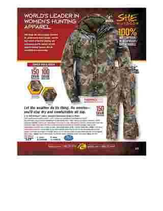 Bass Pro Shops - deals are valid from 09/01/19 to 12/28/19 - page 111.