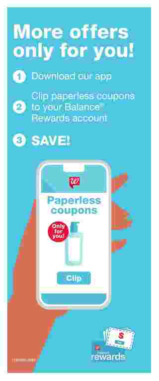 Walgreens - deals are valid from 06/28/20 to 07/25/20 - page 37.