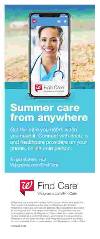 Walgreens - deals are valid from 06/28/20 to 07/25/20 - page 39.