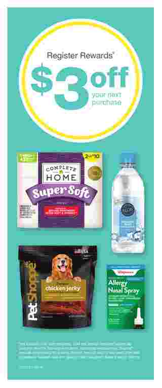 Walgreens - deals are valid from 06/28/20 to 07/25/20 - page 59.