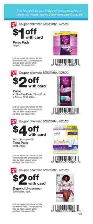 Walgreens - deals are valid from 06/28/20 to 07/25/20 - page 62.