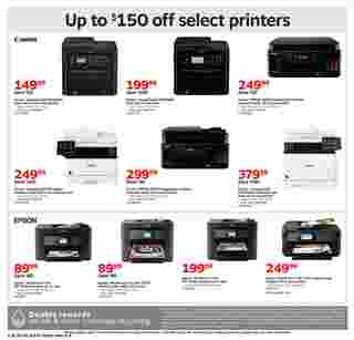 Staples - deals are valid from 08/30/20 to 09/05/20 - page 18.