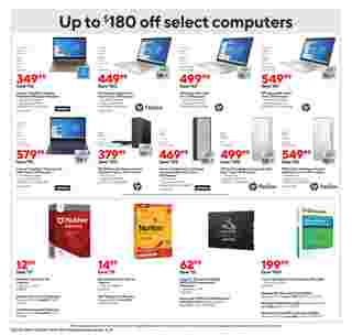 Staples - deals are valid from 11/08/20 to 11/14/20 - page 7.