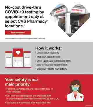 CVS - deals are valid from 07/05/20 to 07/11/20 - page 10.