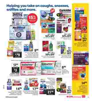 CVS - deals are valid from 11/08/20 to 11/14/20 - page 17.