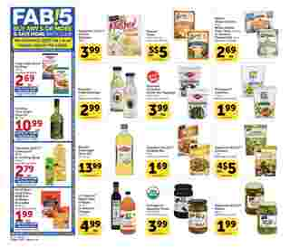 Vons - deals are valid from 11/28/20 to 12/26/20 - page 14.