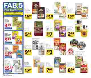 Vons - deals are valid from 11/28/20 to 12/26/20 - page 18.