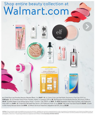 Walmart - deals are valid from 07/29/20 to 09/01/20 - page 12.