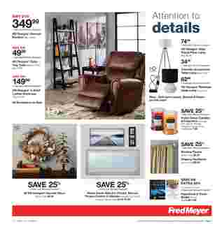 Fred Meyer - deals are valid from 10/23/19 to 10/29/19 - page 7.
