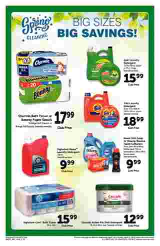 Safeway - promo starting from 04/03/19 to 04/30/19 - page 16.
