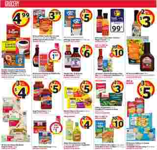 Winn Dixie - deals are valid from 09/30/20 to 10/07/20 - page 15.