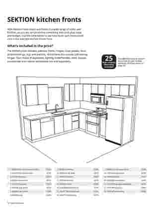 Ikea - deals are valid from 12/01/20 to 08/31/21 - page 52.