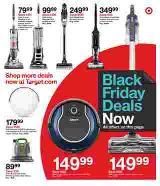 Target - deals are valid from 11/22/20 to 11/28/20 - page 61.