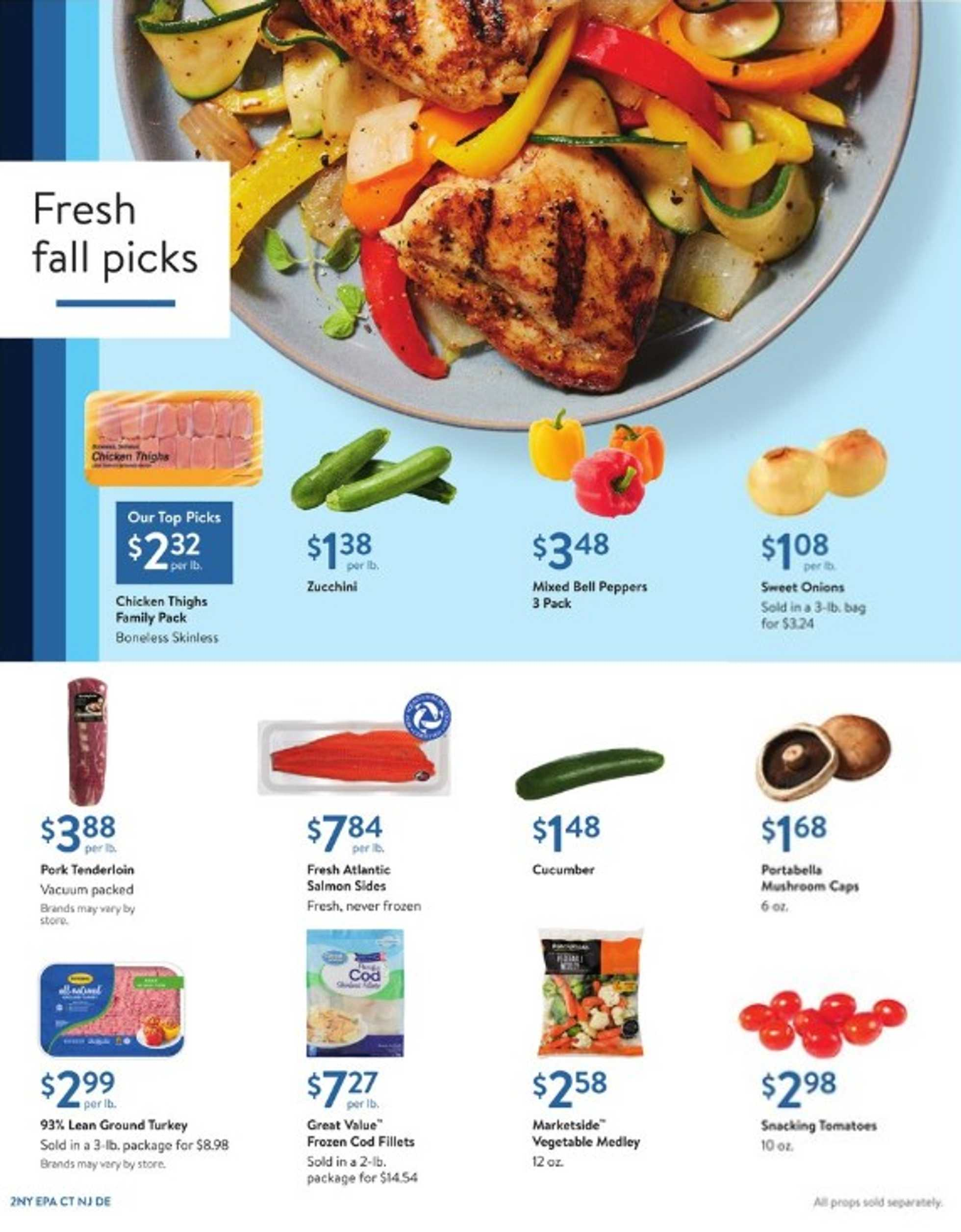 Walmart - deals are valid from 08/30/19 to 09/14/19 - page 2.