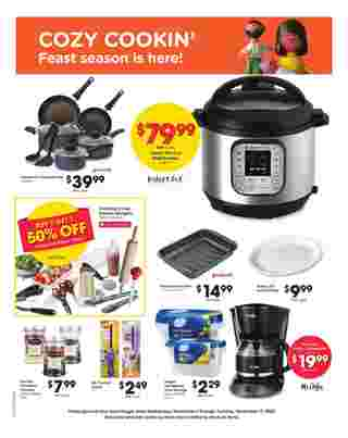 Kroger - deals are valid from 11/11/20 to 11/17/20 - page 10.
